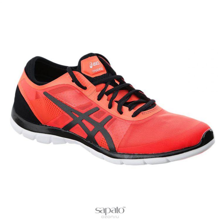 Кроссовки Asics Кроссовки женские для фитнеса Gel-Fit Nova оранжевые
