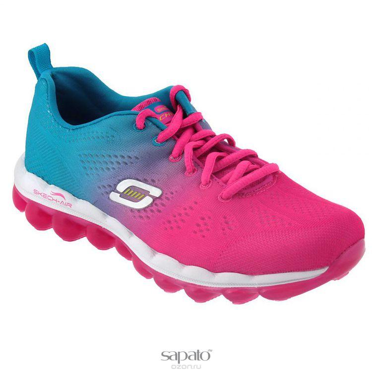 Кроссовки Skechers Кроссовки женские для фитнеса Air-Perfect Quest розовые