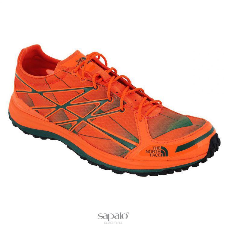 Кроссовки The North Face Кроссовки мужские для бега Ultra TR II. T0CKM3 оранжевые