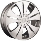 "Racing Wheels H-241 (15""x6.5J 9x114.3 ET48 D73.1)"