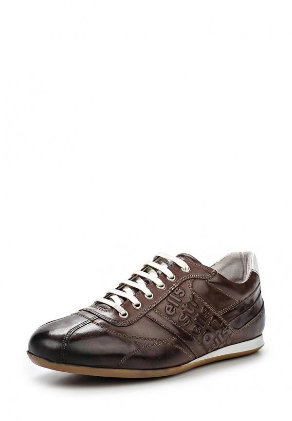 Кроссовки Strellson 4010001599 коричневые