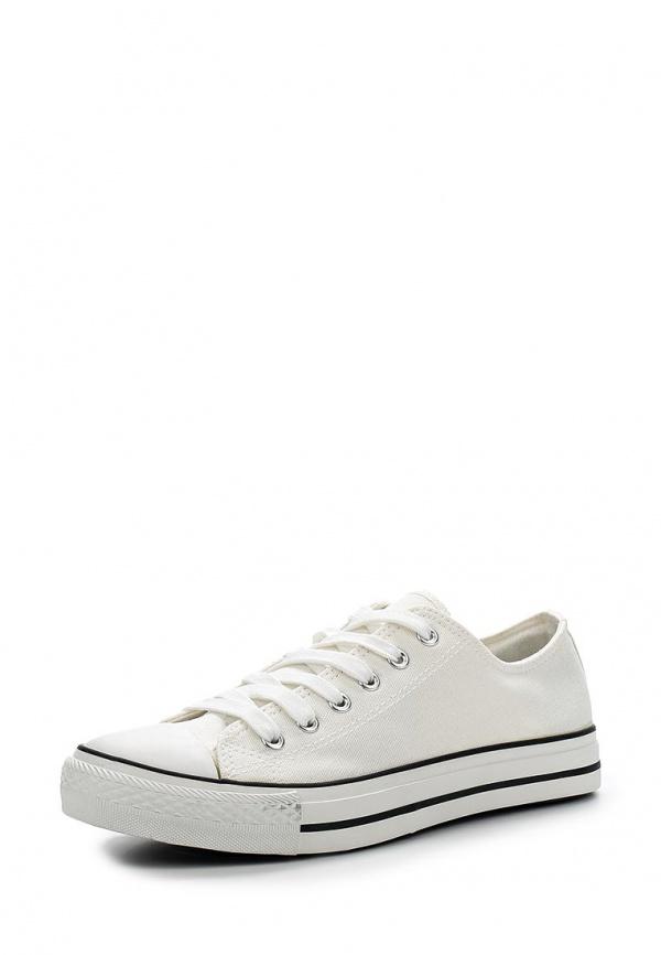 Кеды T.P.T. Shoes KW-86-1 белые