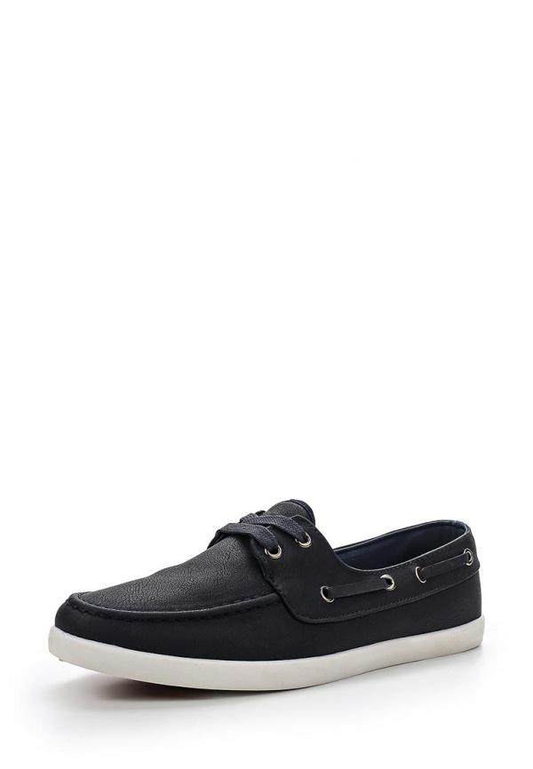 Топсайдеры T.P.T. Shoes T-0365 синие