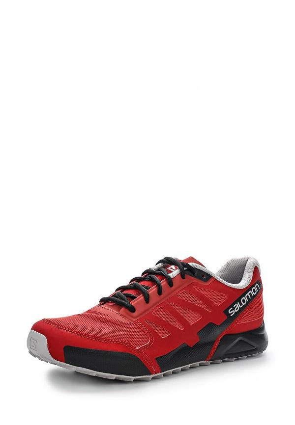 Кроссовки Salomon L37130700 красные