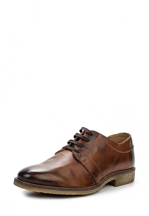 Туфли Strellson 4010001577 коричневые