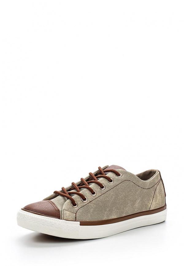 Кеды T.P.T. Shoes XJY-C118 бежевые