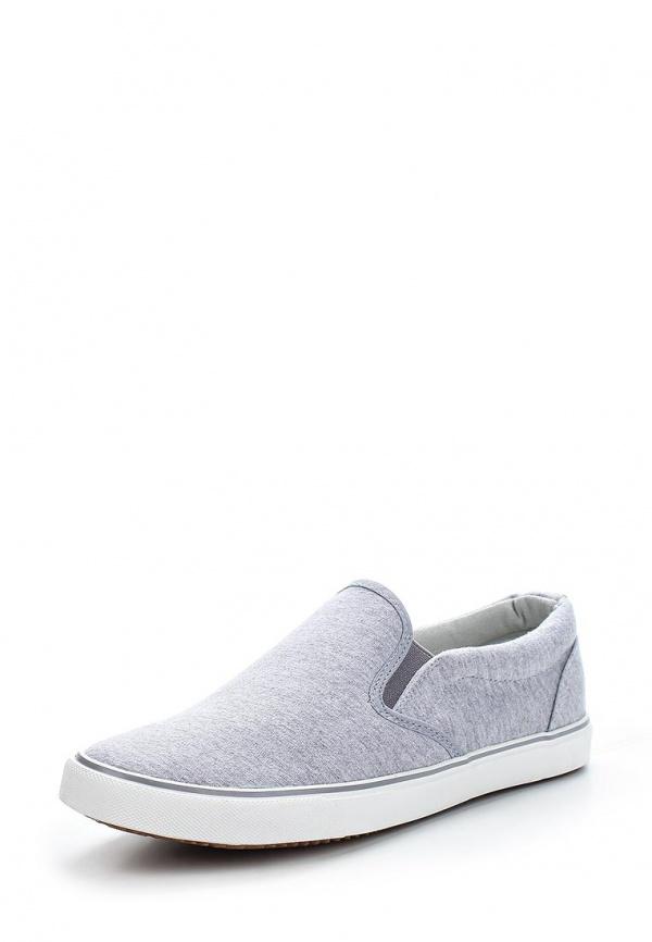 Слипоны T.P.T. Shoes YD-2385 серые
