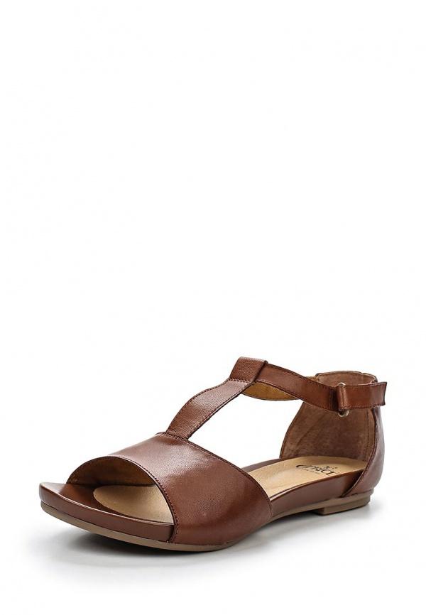 Сандалии Caprice 9-9-28114-24-440 коричневые