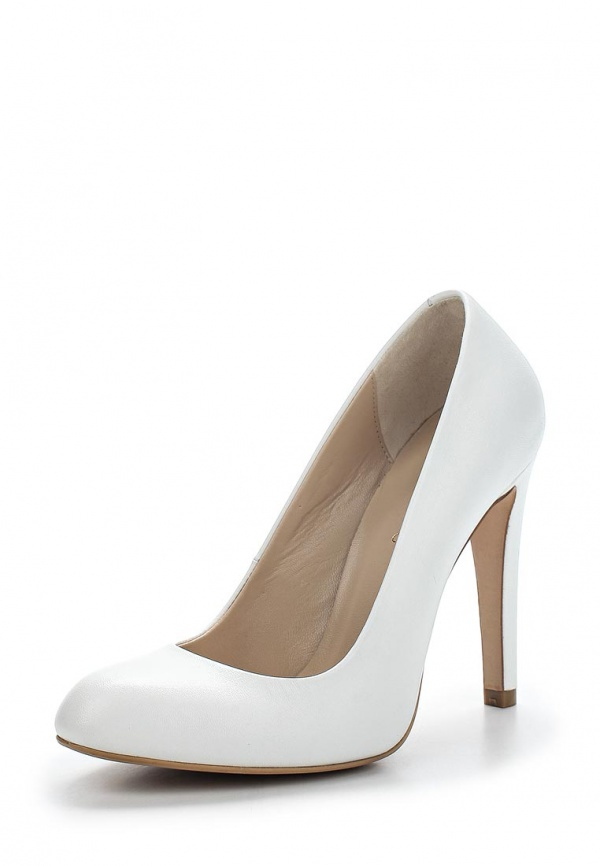 Туфли Marco Rizzi 27306 белые