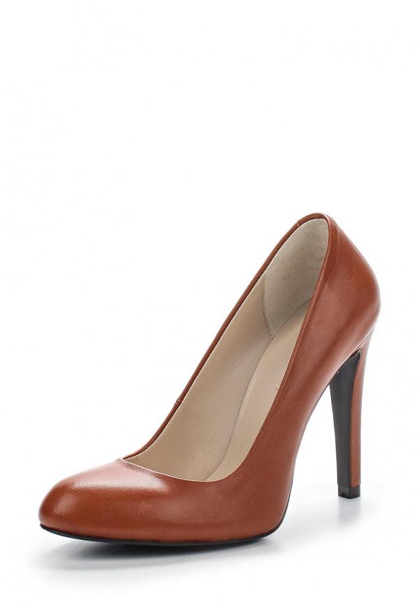 Туфли Marco Rizzi 27306 коричневые