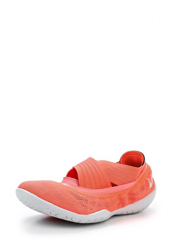 Балетки Nike 684870-800 розовые