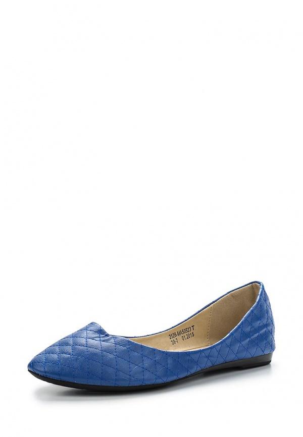 Балетки Avenir 2526-MA50523T синие