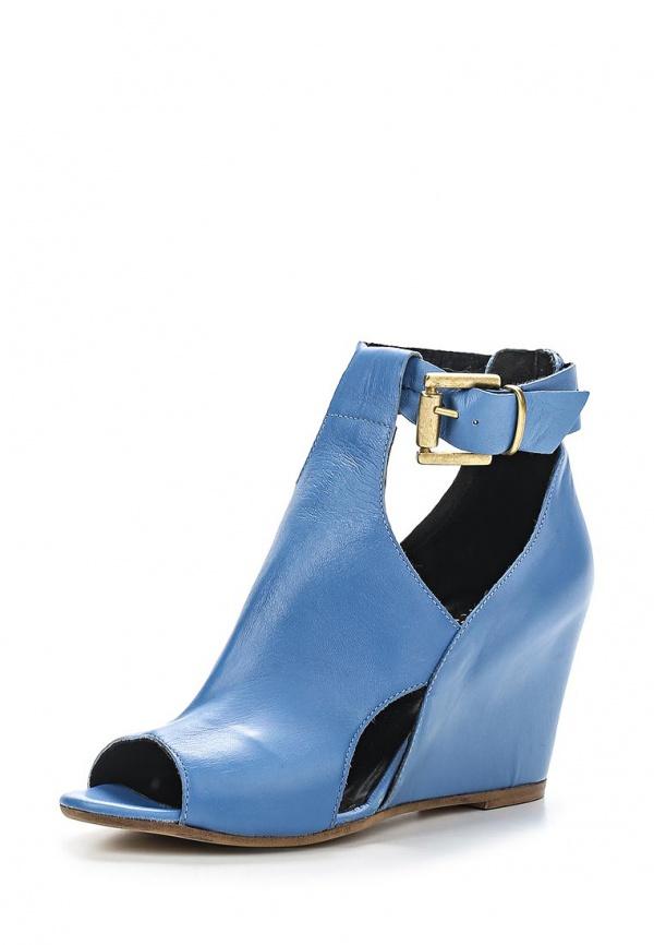 Босоножки Paola Ferri 5034 голубые