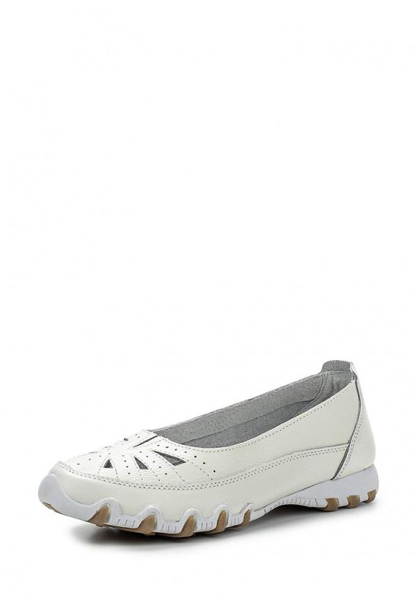 Балетки Spur SM487_16-24_WHITE белые