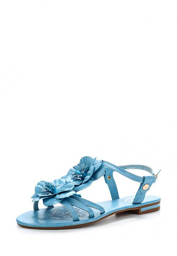 Сандалии Avenir 2626-MA50530U голубые