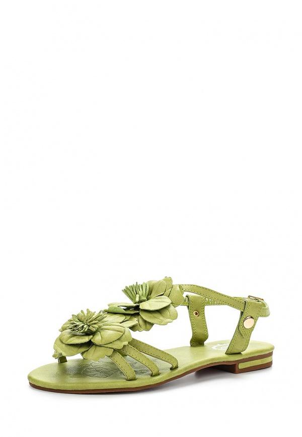 Сандалии Avenir 2626-MA50530X зеленые