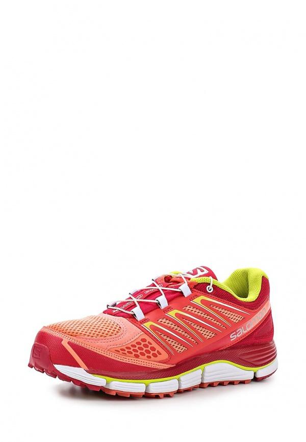 Кроссовки Salomon L37079000 красные