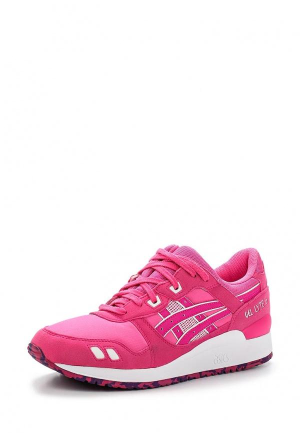 Кроссовки Asics H520N розовые