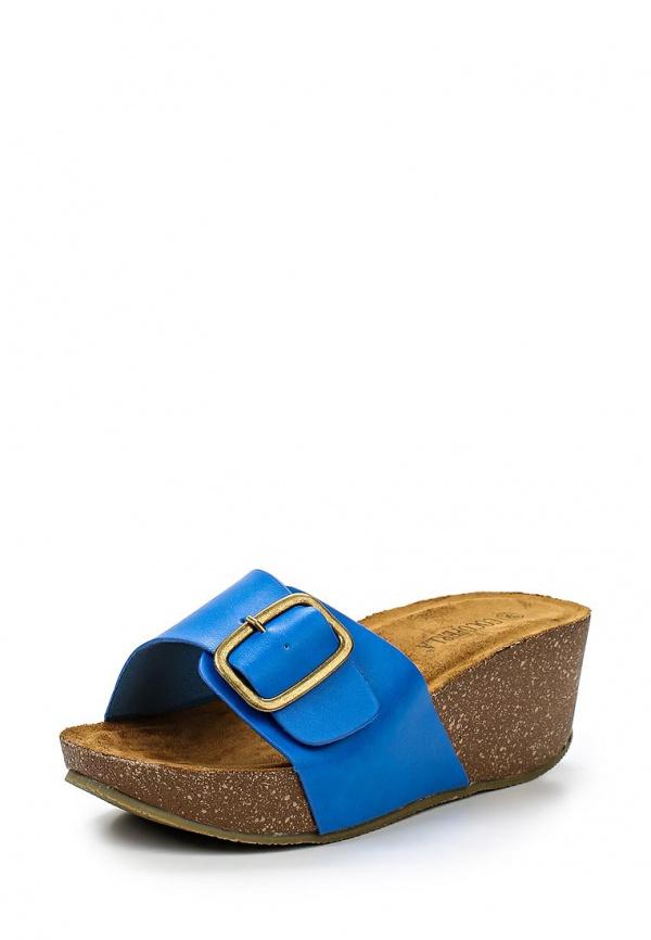 Сабо Coco Perla 251 синие