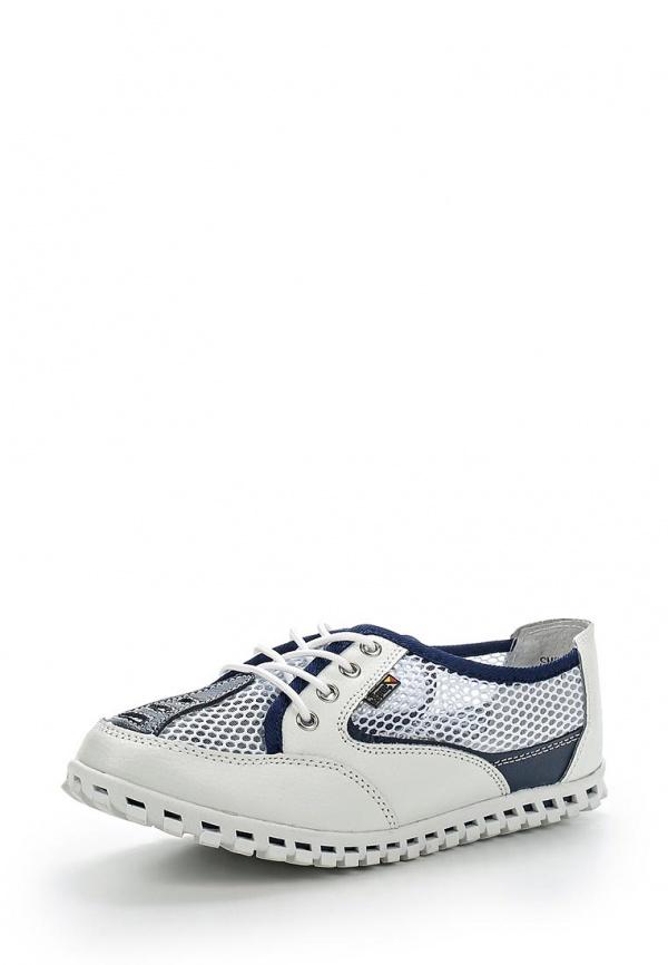 Кроссовки Spur SM3115_02_24_WHITE белые, синие