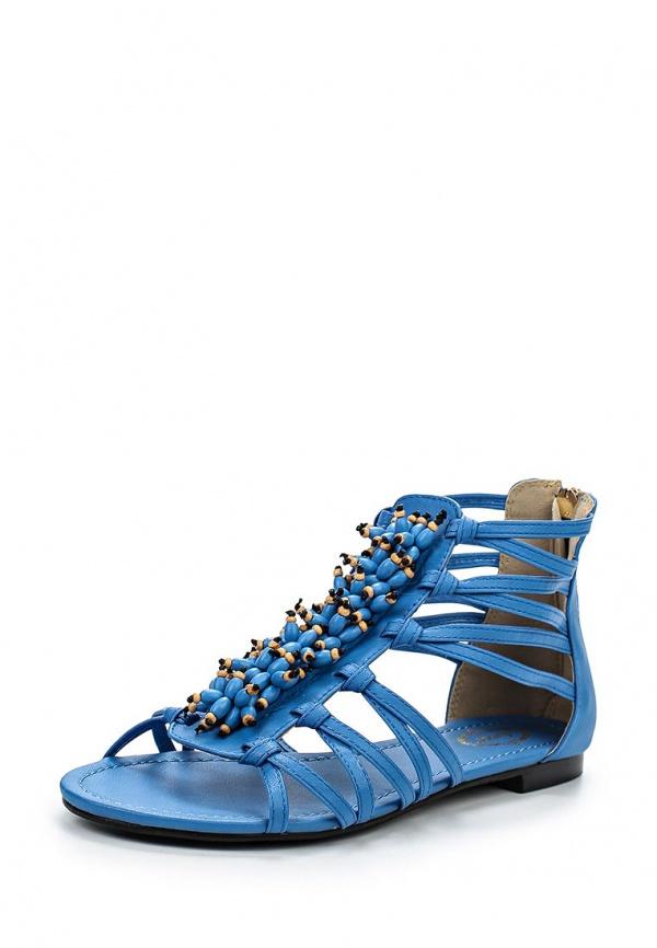 Сандалии Avenir 2626-MA51305T голубые