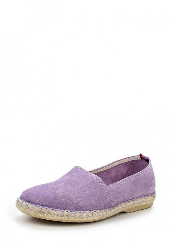 Эспадрильи Dali 172-101-21-2-3 фиолетовые