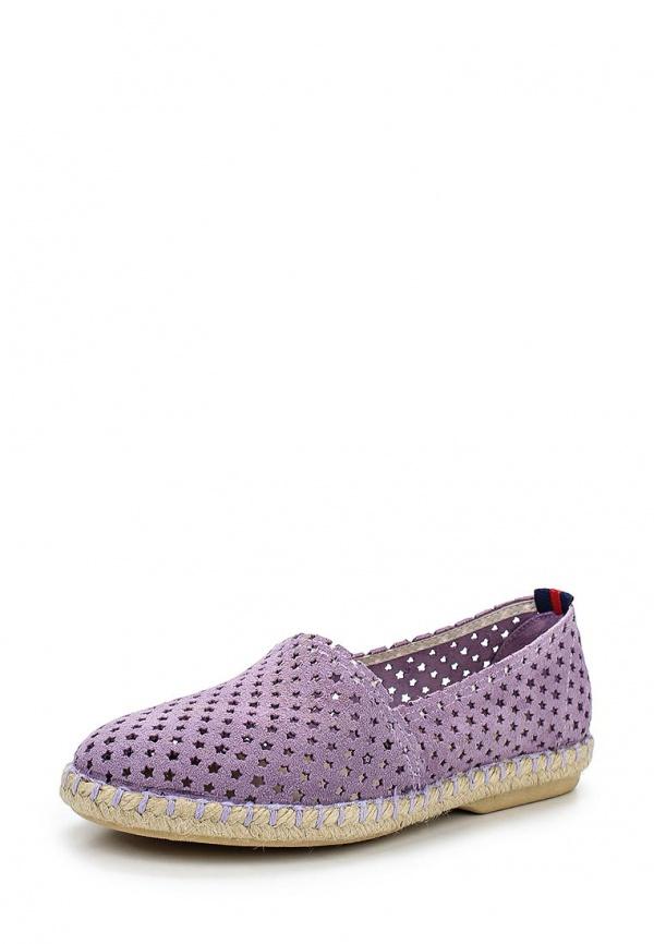 Эспадрильи Dali 172-102-21-2-3 фиолетовые