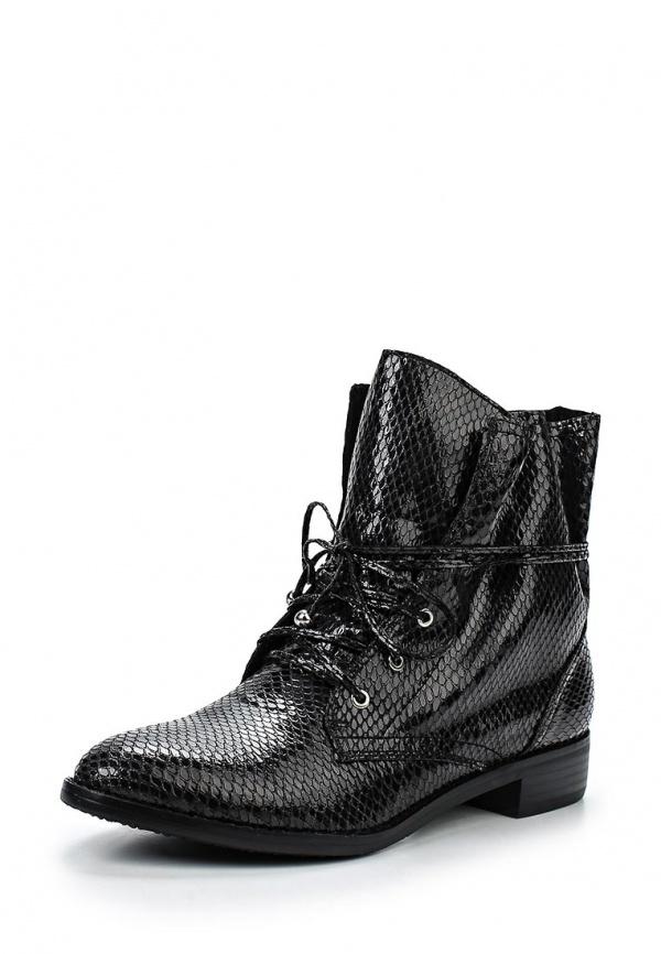 Ботинки Avenir 2325-MI51614B чёрные