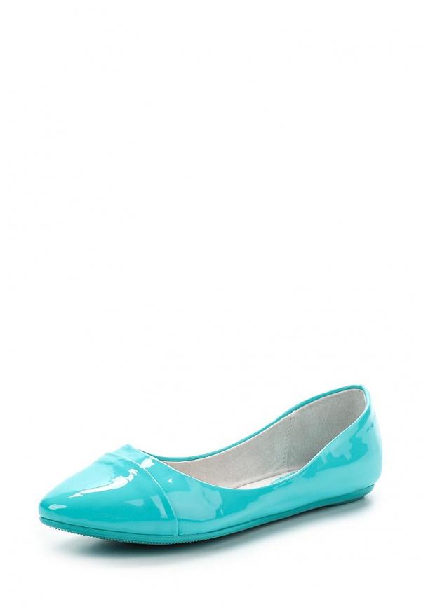 Балетки Dino Ricci Trend 1801-02-01 голубые
