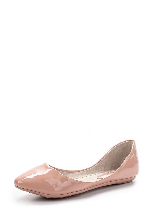 Балетки Dino Ricci Trend 1801-18-01 розовые
