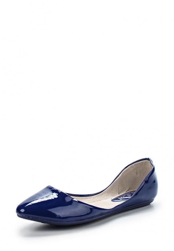 Балетки Dino Ricci Trend 1801-21-01 синие