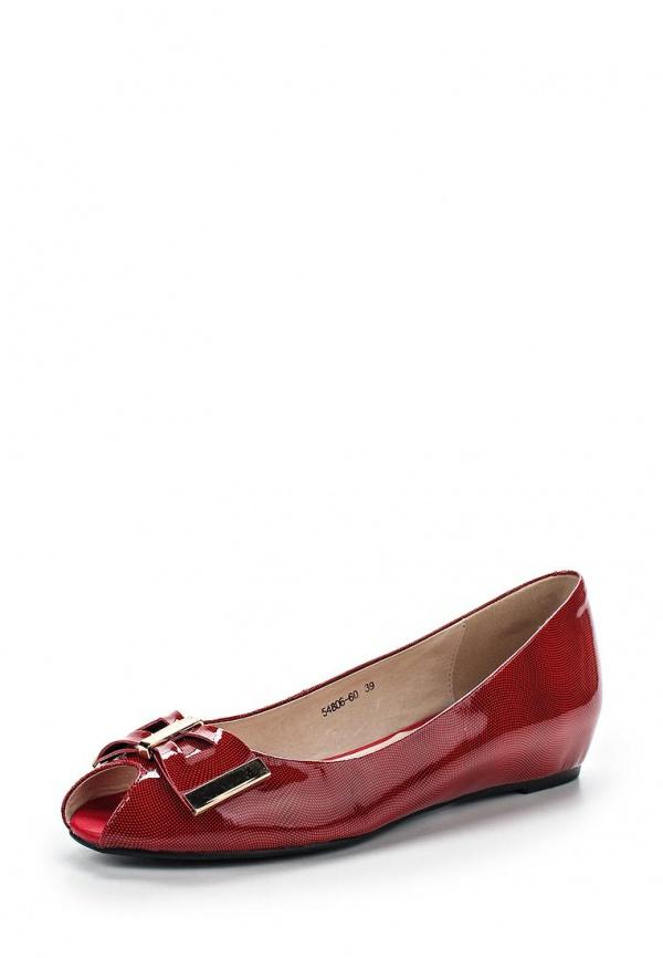 Туфли Provocante 54806-60 красные
