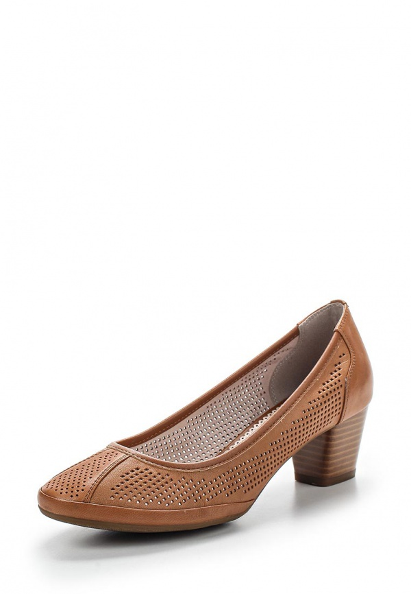 Туфли Provocante 95400-30 коричневые