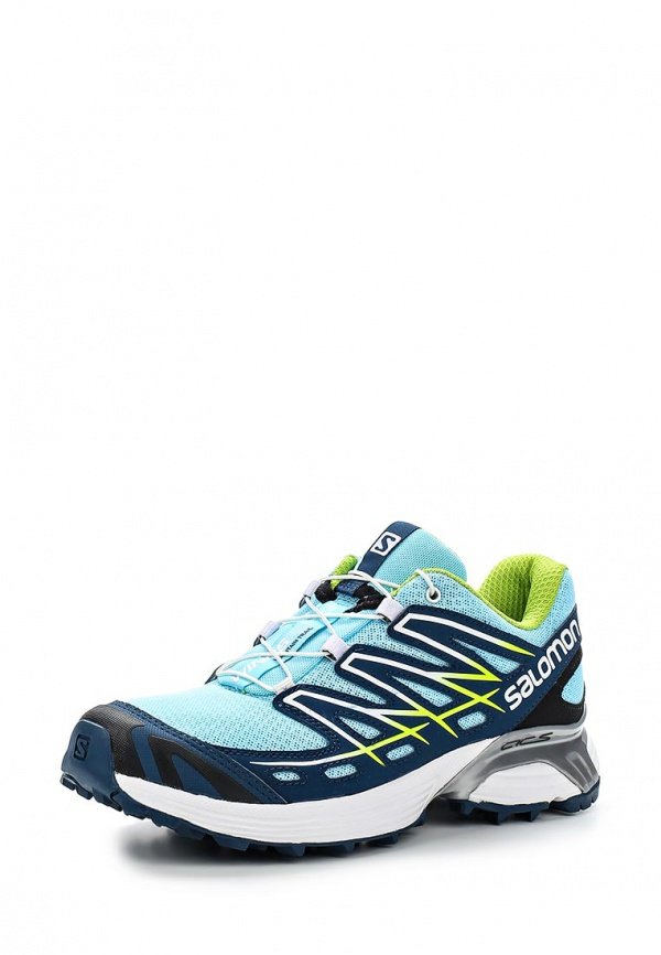 Кроссовки Salomon L37090300 голубые