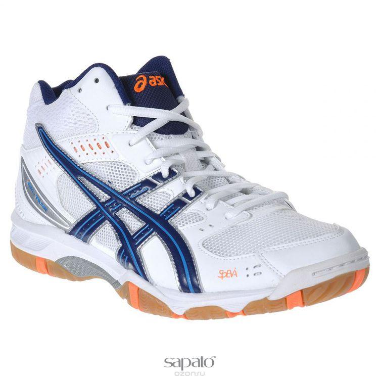 Кроссовки Asics Кроссовки мужские для волейбола Gel-Task MT синие