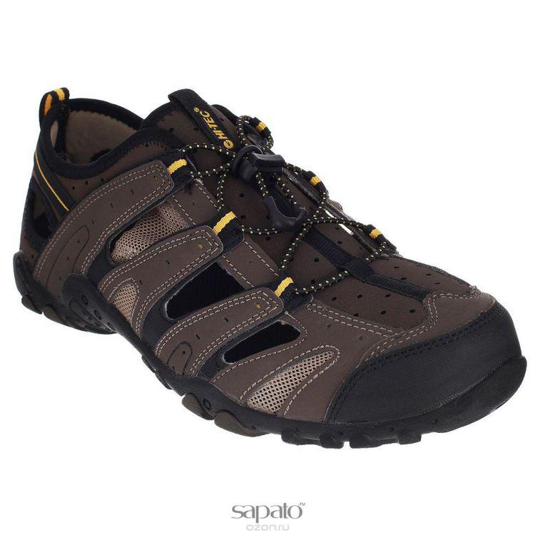 Кроссовки Hi-tec Кроссовки мужские Tortola Escape коричневые