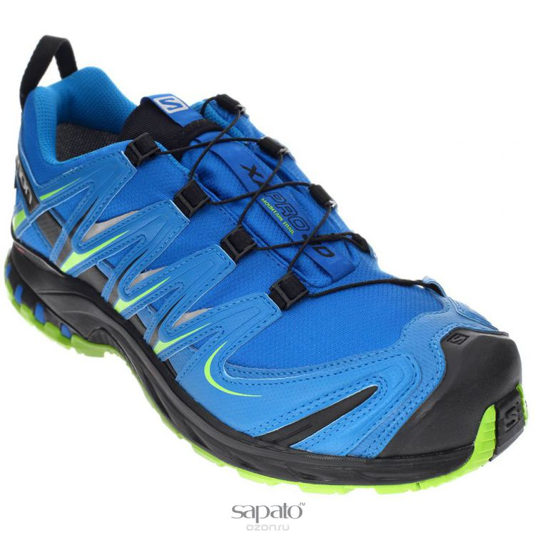 Кроссовки Salomon Кроссовки для бега муж. XA PRO 3D GTX® синие