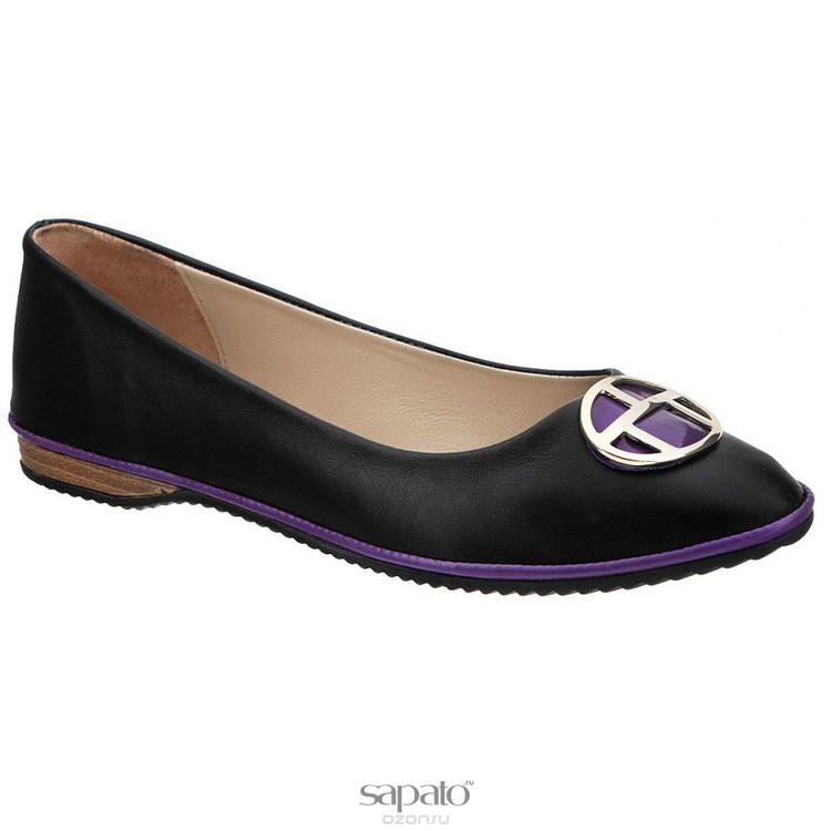 Балетки Grand Style Балетки. C366-06 фиолетовые