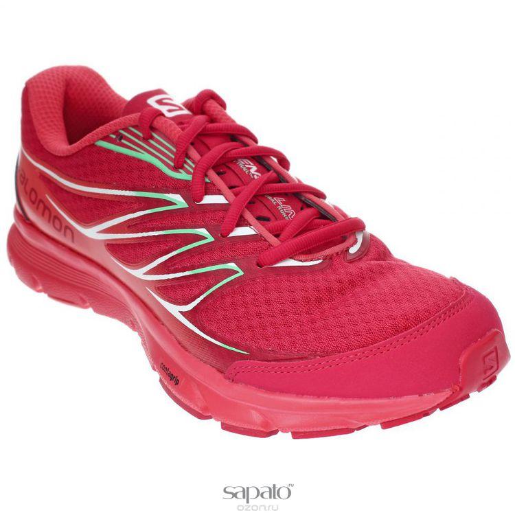 Кроссовки Salomon Кроссовки для бега жен. SENSE LINK W розовые