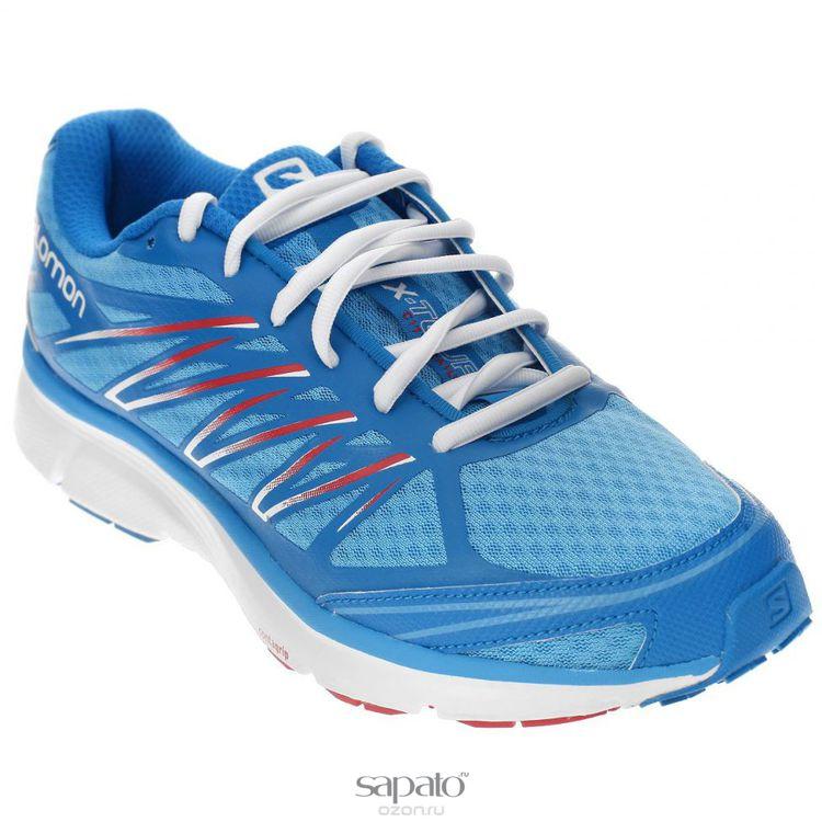 Кроссовки Salomon Кроссовки для бега жен. X-TOUR 2 W синие