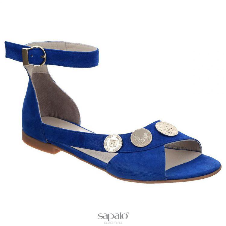 Сандалии Grand Style Сандалии женские. C352-13 синие