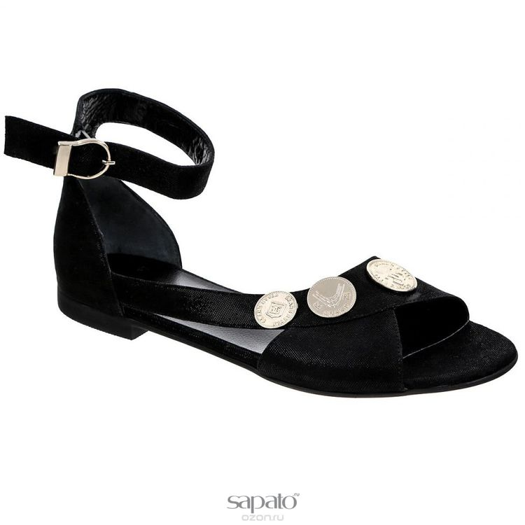 Сандалии Grand Style Сандалии женские. C352-13 чёрные