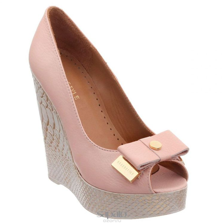 Туфли Grand Style Туфли женские. D15YA-0212 Мультиколор
