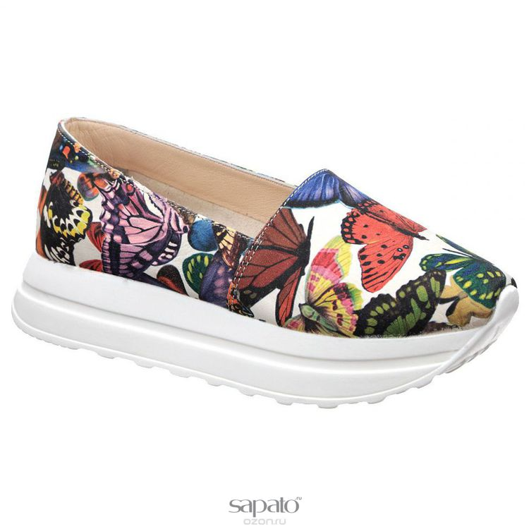 Туфли Grand Style Туфли женские. 280-858 Мультиколор