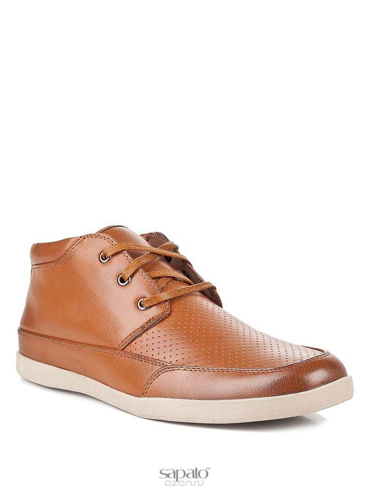Ботинки Steve Madden Ботинки муж. HITTER коричневые