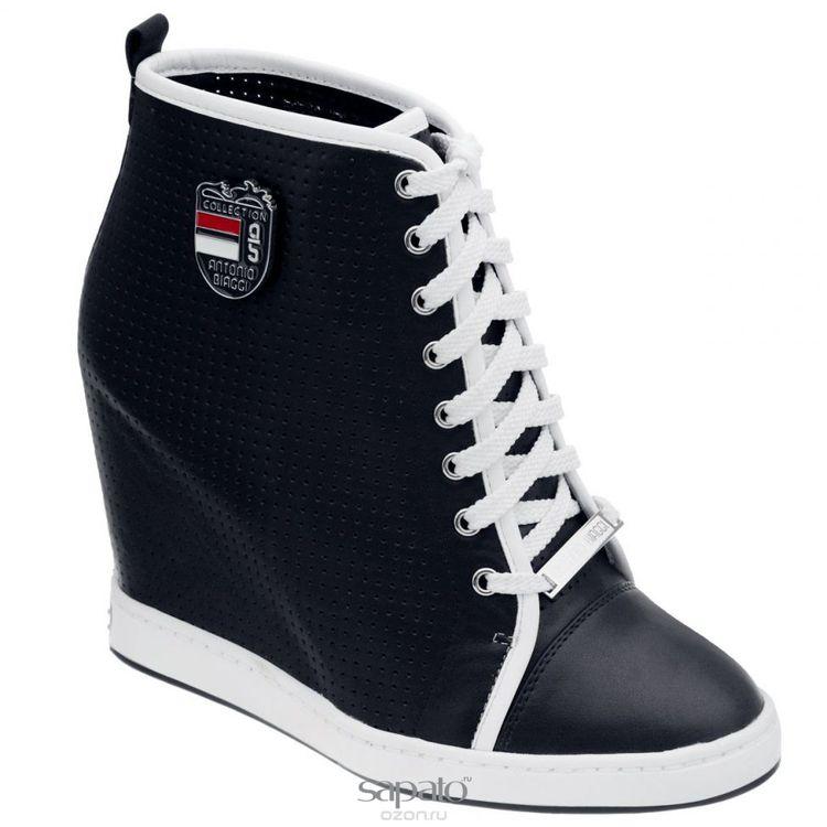 Ботинки Antonio Biaggi Ботинки Жен. 52782 синие