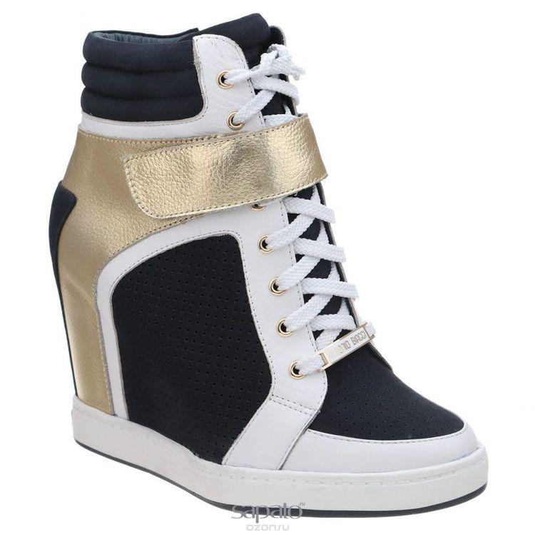 Ботинки Antonio Biaggi Ботинки Жен. 52785 синие