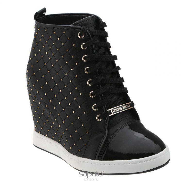 Ботинки Antonio Biaggi Ботинки Жен. 52784 чёрные