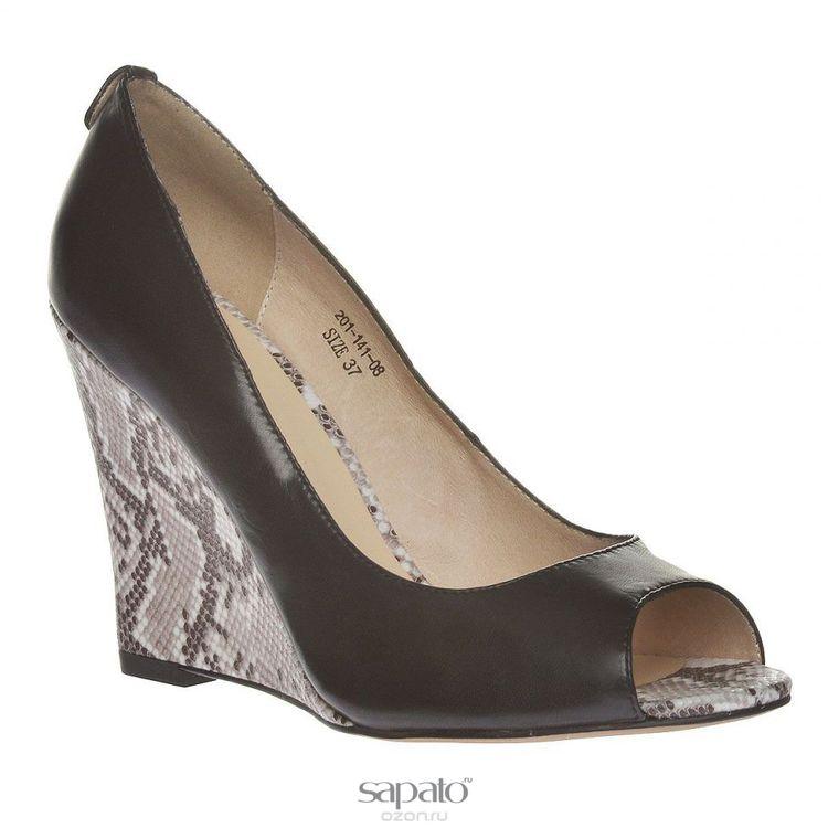 Туфли Dino Ricci Туфли женские . 201-141-08 чёрные
