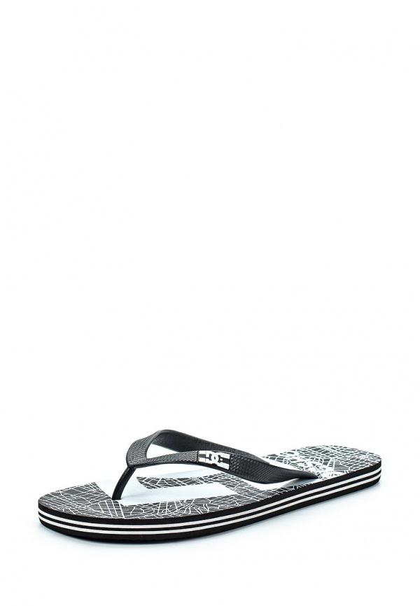 Сланцы DC Shoes ADYL100006 чёрные